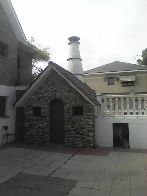 Fachadas con piedra